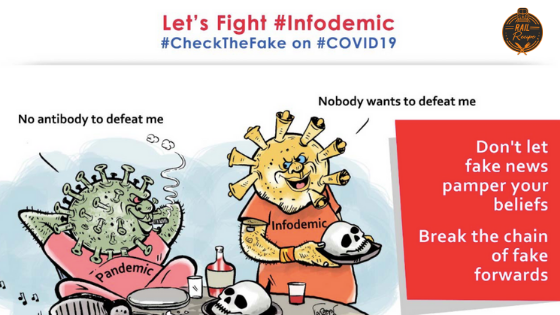 8 Myths Busted to Help You in Battling COVID-19 Infodemic