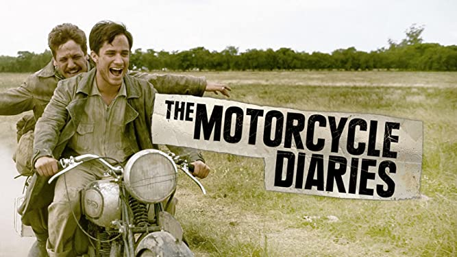The Motorcycle Diaries- Railrecipe