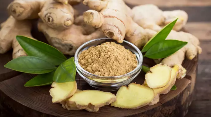 Ginger to fight COVID19 Infection- Railrecipe Blog