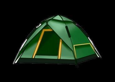 Camping Tent- RailRecipe